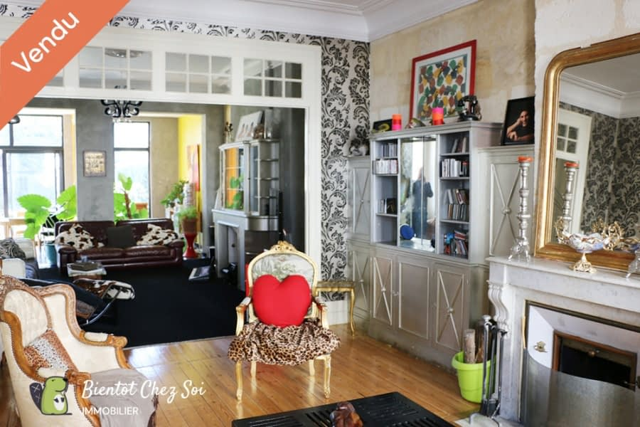 Bordeaux, 5 Chambres Chambres, 7 Chambres Chambres,3 Salle de bainSalle de bain,Maison,A vendre,1010