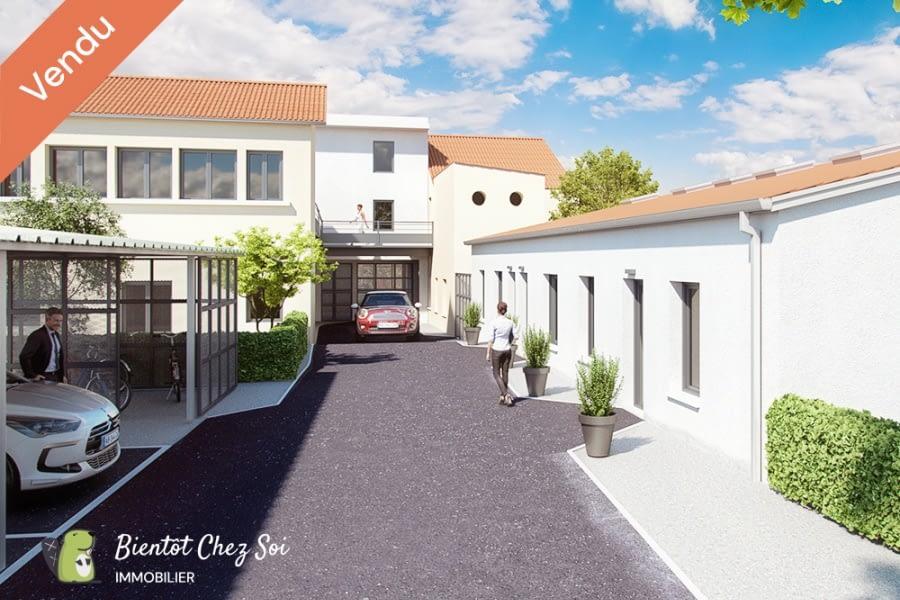 Mérignac, 1 Chambre Chambres, 2 Chambres Chambres,1 Salle de bainsSalle de bain,Appartement,A vendre,1007